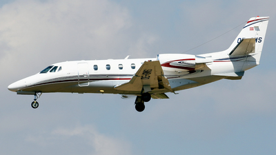 OE-GWS - Cessna 560XL Citation XLS Plus - Avcon Jet