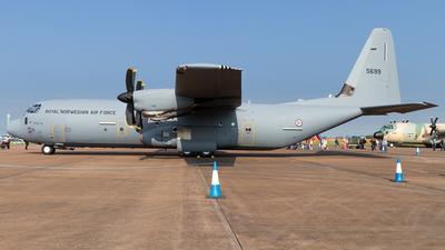 5699 - Lockheed Martin C-130J-30 Hercules - Norway - Air Force