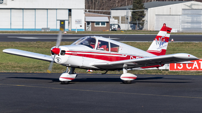 D-EMGE - Piper PA-28-140 Cherokee - MG flyers Luftfahrerschule