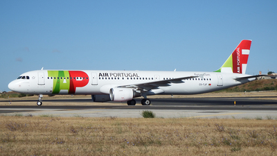 A picture of CSTJF - Airbus A321211 - TAP Air Portugal - © Marco A. R. Ferreira