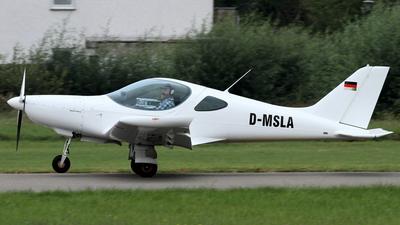 A picture of DMSLA - BRM Aero NG5 Bristell - [] - © Daniel Schwinn