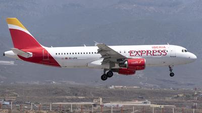 A picture of ECJFH - Airbus A320214 - Iberia Express - © Manuel EstevezR