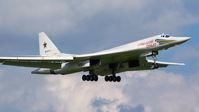RF-94114 - Tupolev Tu-160 Blackjack - Russia - Air Force
