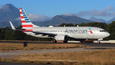 N991NN - Boeing 737-823 - American Airlines