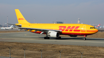 A picture of DAEAS - Airbus A300B4622R(F) - DHL - © Luca Gussoni