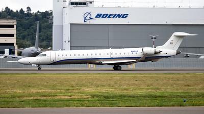 N805X - Bombardier CRJ-701ER - Northrop Grumman