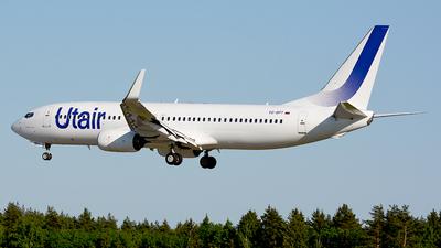 VQ-BPT - Boeing 737-8GJ - UTair Aviation