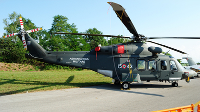 MM81799 - Agusta-Westland HH-139A - Italy - Air Force