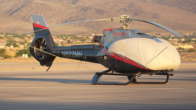 N822MH - Eurocopter EC 130B4 - Maverick Helicopters