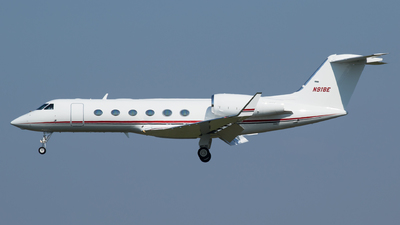 N918E - Gulfstream G450 - Private