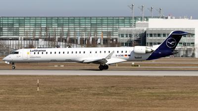 A picture of DACNB - Mitsubishi CRJ900LR - Lufthansa - © Eddie Heisterkamp