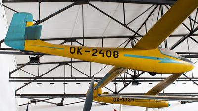 OK-2408 - Orlican VT-16 Orlik - Private