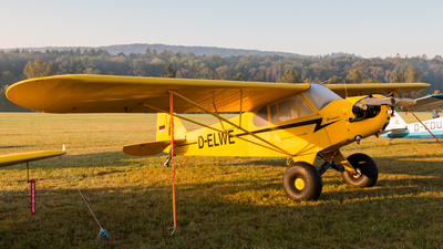 D-ELWE - Piper J-3C-65 Cub - Private