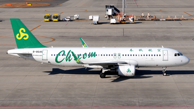 B-8645 - Airbus A320-214 - Spring Airlines
