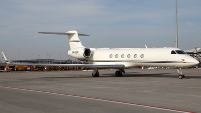 P4-SBR - Gulfstream G-V - Private