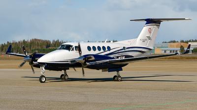 LN-KGW - Beechcraft B200GT King Air 250 - Private