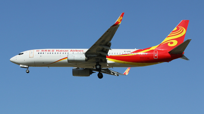 B-1490 - Boeing 737-84P - Hainan Airlines