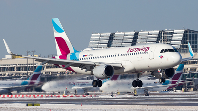 A picture of DAEWG - Airbus A320214 - Eurowings - © Chr Pe