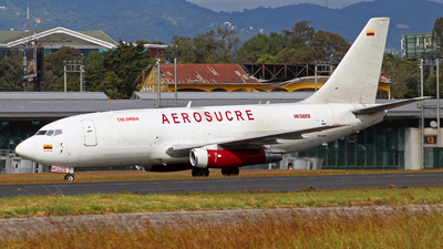 HK-5026 - Boeing 737-230(Adv)(F) - Aerosucre