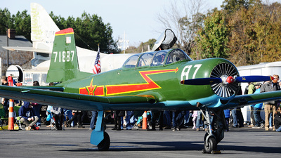 N4184S - Nanchang CJ-6A - Private
