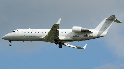 EC-MJE - Bombardier CRJ-200ER - Iberia Regional (Air Nostrum)