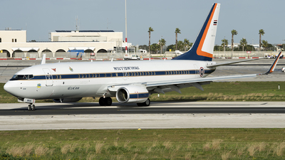 L11KH2-1/50 - Boeing 737-8Z6(BBJ2) - Thailand - Royal Thai Air Force