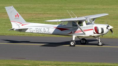 G-BKAZ - Cessna 152 - ACS Flight Training