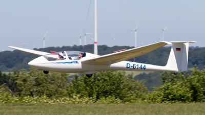 D-6144 - Schleicher ASK-21 - Private
