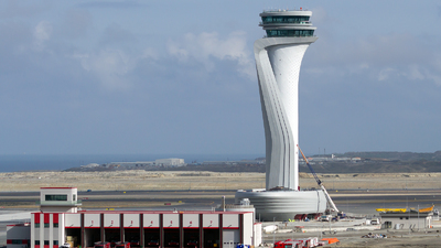LTFM - Airport - Control Tower