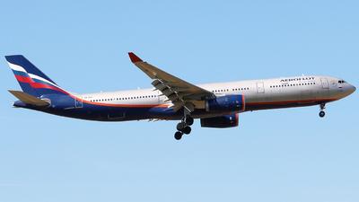 A picture of VQBPK - Airbus A330343 - Aeroflot - © Mikhail Tkachuk