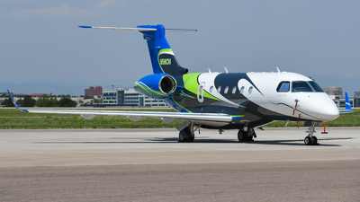 N56CH - Embraer EMB-550 Legacy 500 - Private