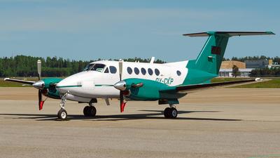 OY-CKP - Beechcraft B200 Super King Air - COWI Aerial Survey