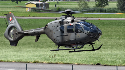 T-369 - Eurocopter EC 635P2+ - Switzerland - Air Force