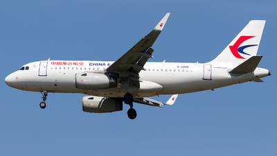 A picture of B6446 - Airbus A319133 - China Eastern Airlines - © SZ4509