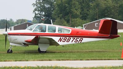 N9875R - Beechcraft M35 Bonanza - Private