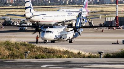 A picture of YRATM - ATR 72600 - Tarom - © Chris Tsiakos