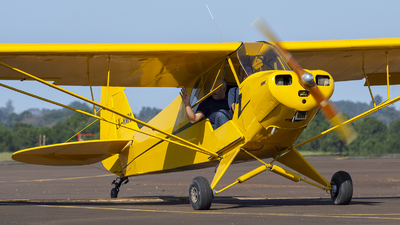 LV-RMN - Piper PA-11-90 Cub Special - Private