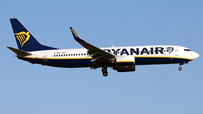 A picture of EIENT - Boeing 7378AS - Ryanair - © Javier Rodriguez - Amics de Son Sant Joan
