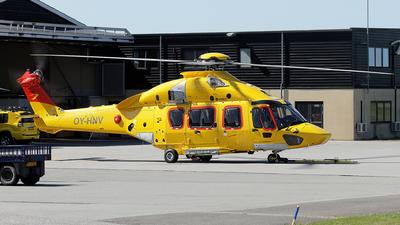 OY-HNV - Airbus Helicopters H175 - Noordzee Helikopters Vlaanderen (NHV)