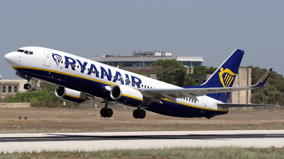 9H-QDA - Boeing 737-8AS - Ryanair (Malta Air)