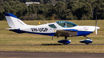 VH-UGP - Czech Aircraft Works Pipersport - Private