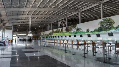 MRLB - Airport - Terminal
