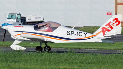 SP-ICY - Aero AT-3-R100 - Private