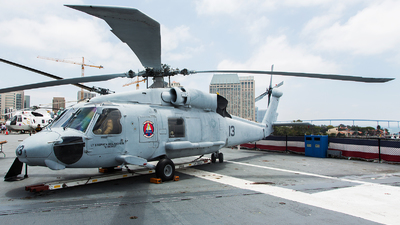 164078 - Sikorsky SH-60F Seahawk - United States - US Navy (USN)