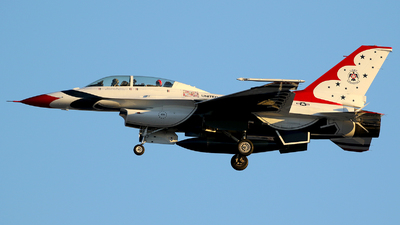 91-0479 - Lockheed Martin F-16D Fighting Falcon - United States - US Air Force (USAF)