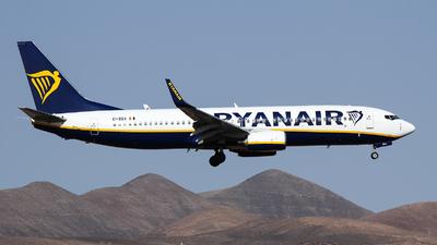 A picture of EIEGA - Boeing 7378AS - Ryanair - © Toño Ayala