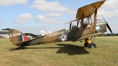 A picture of GAXAN - De Havilland DH82 Tiger Moth - [85951] - © Ian Johnson