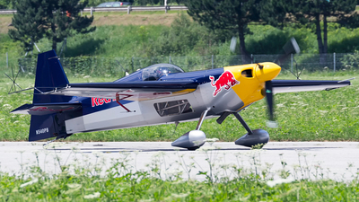 N540PB - Zivko Edge 540 - The Flying Bulls
