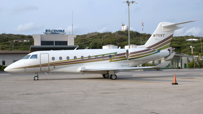 N711VT - Gulfstream G280 - Private