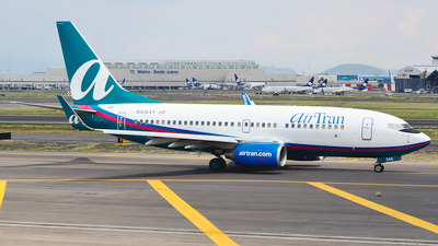 N326AT - Boeing 737-7BD - airTran Airways